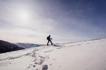 Auf Schneeschuhen durch den Hochschwarzwald