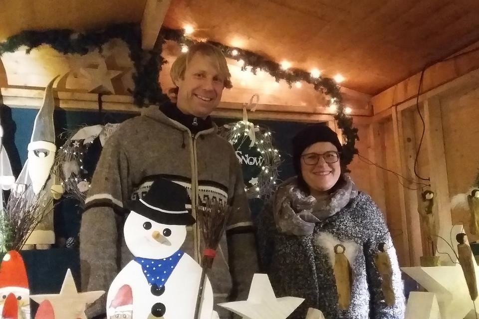 Thorsten und Sandra Schäuble aus St. Märgen