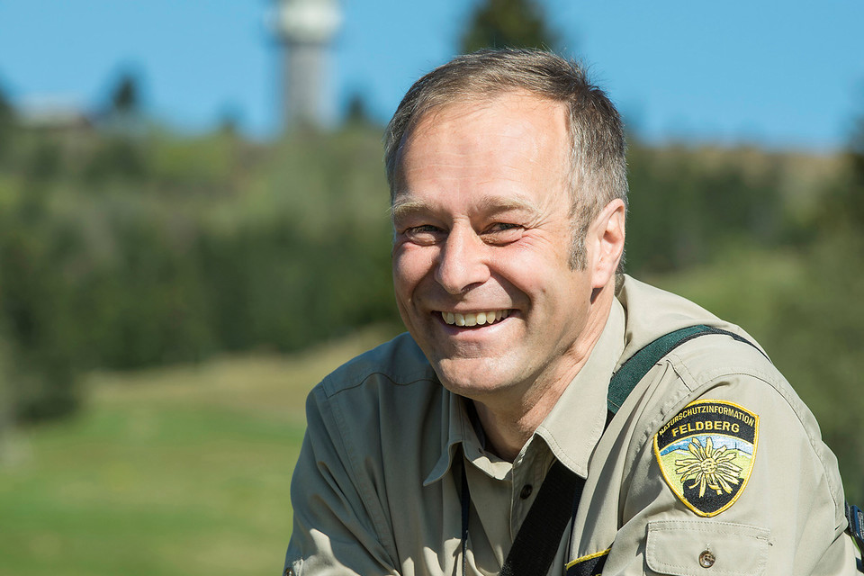 Achim Laber: Waldgeschichte ist ein absolut spannendes Thema.