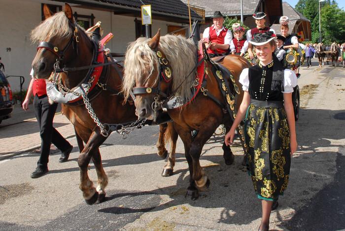 Rossfest St. Märgen