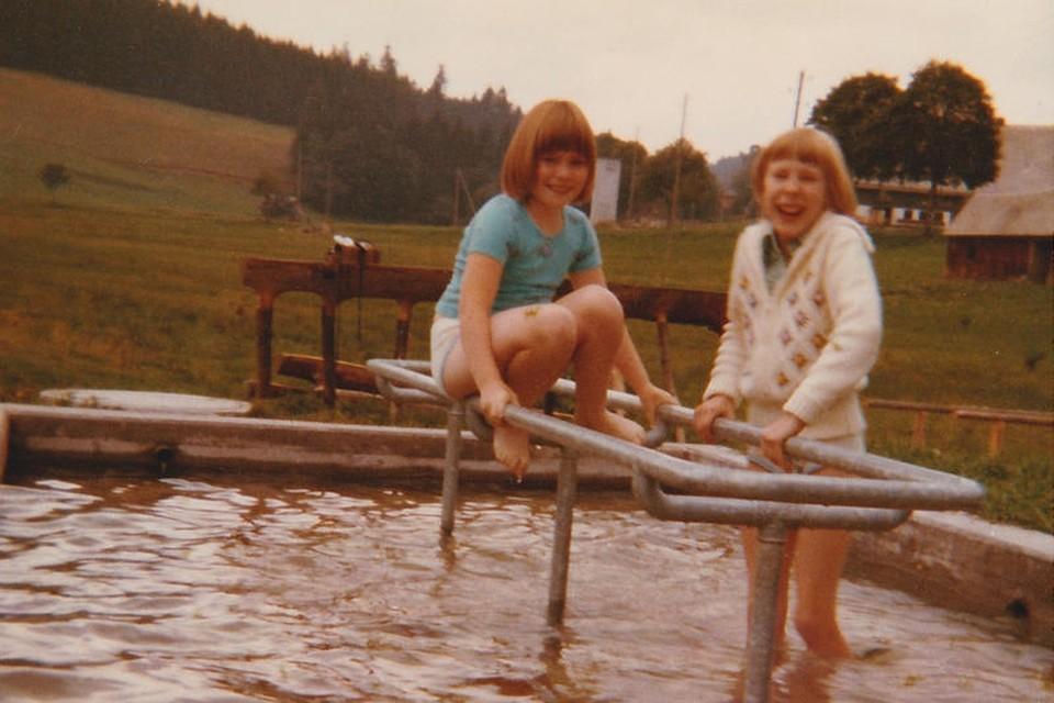 Als 7-Jährige war Heike Hümmer das erste Mal im Schneckenhof.
