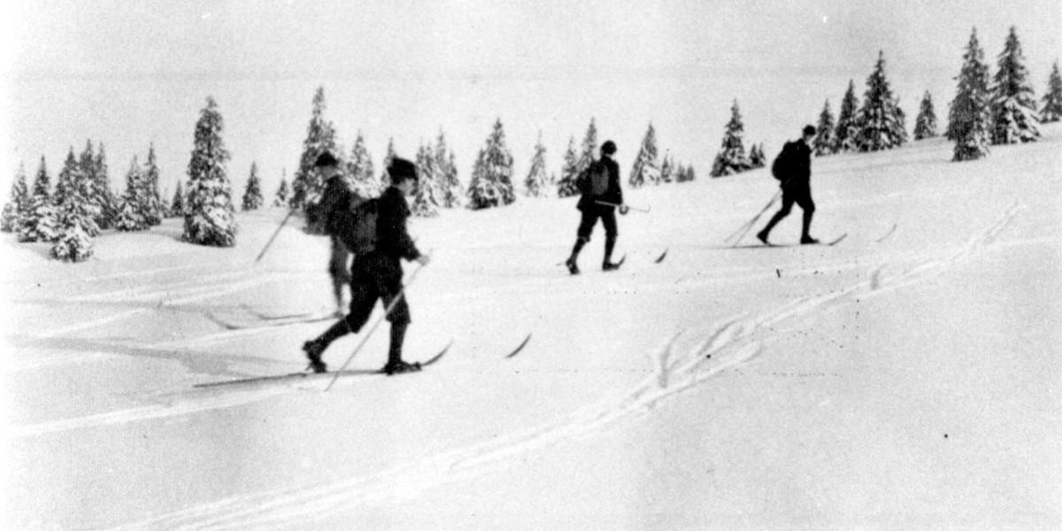 125 Jahre Skigeschichte im Schwarzwald. Wie das Skifahren hier bekannt wurde.