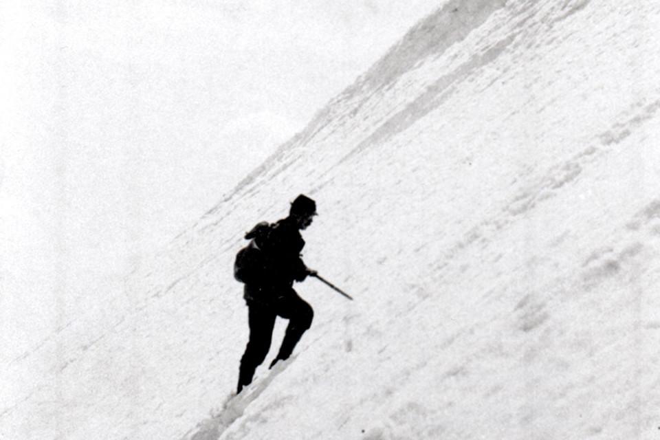 Zur Orientierung bei schlechter Sicht entstand die erste Skiwegemarkierung in Deutschland.