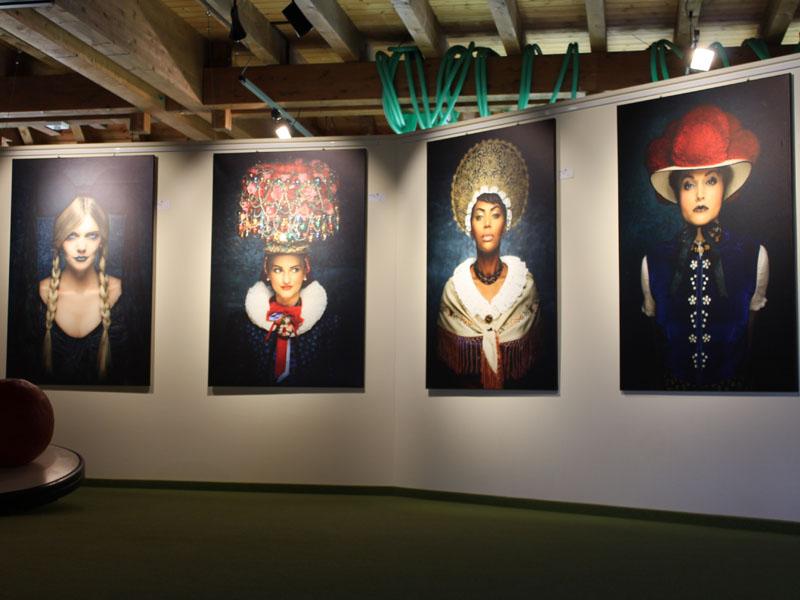 """Wir haben Glück und dürfen die Fotoausstellung """"Fabulous Black Forest"""" von ARTWOOD bestaunen."""