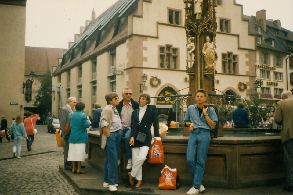 Die Rheinländerin Sabine Huckenbeck hat als Kind viele Ferien im Schwarzwald verbracht.