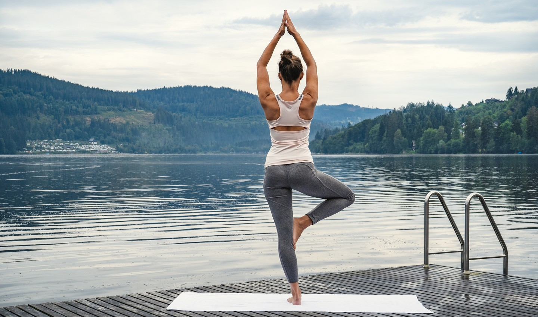 Yoga am Titisee im Schwarzwaldhotel Trescher