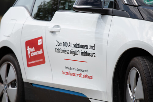 Hochschwarzwald E-Carsharing