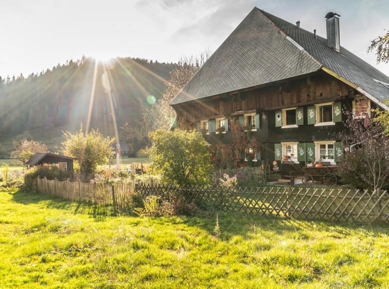 Traditioneller Hochschwarzwälder Bauernhof