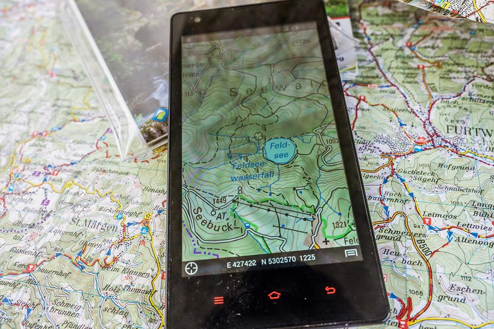 Outdoor-Navigation per GPS kann echte Traumtouren bescheren.