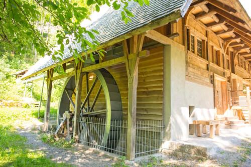 Mosermühle am Heimatpfad