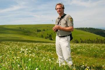 Unterwegs mit dem Feldberg Ranger - dem echten und dem für die Hosentasche