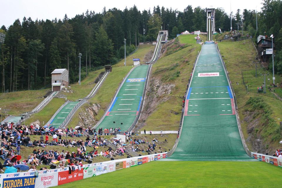 Skisprunganlage