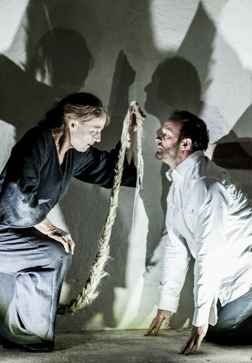 Theater Der Ackermann und der Tod Breitnau
