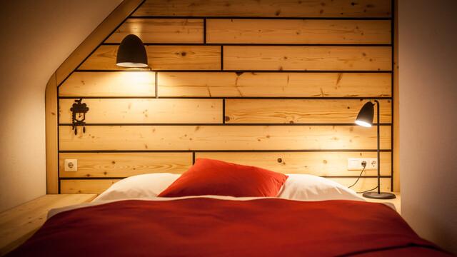 Kuckucksnester Schlafzimmer