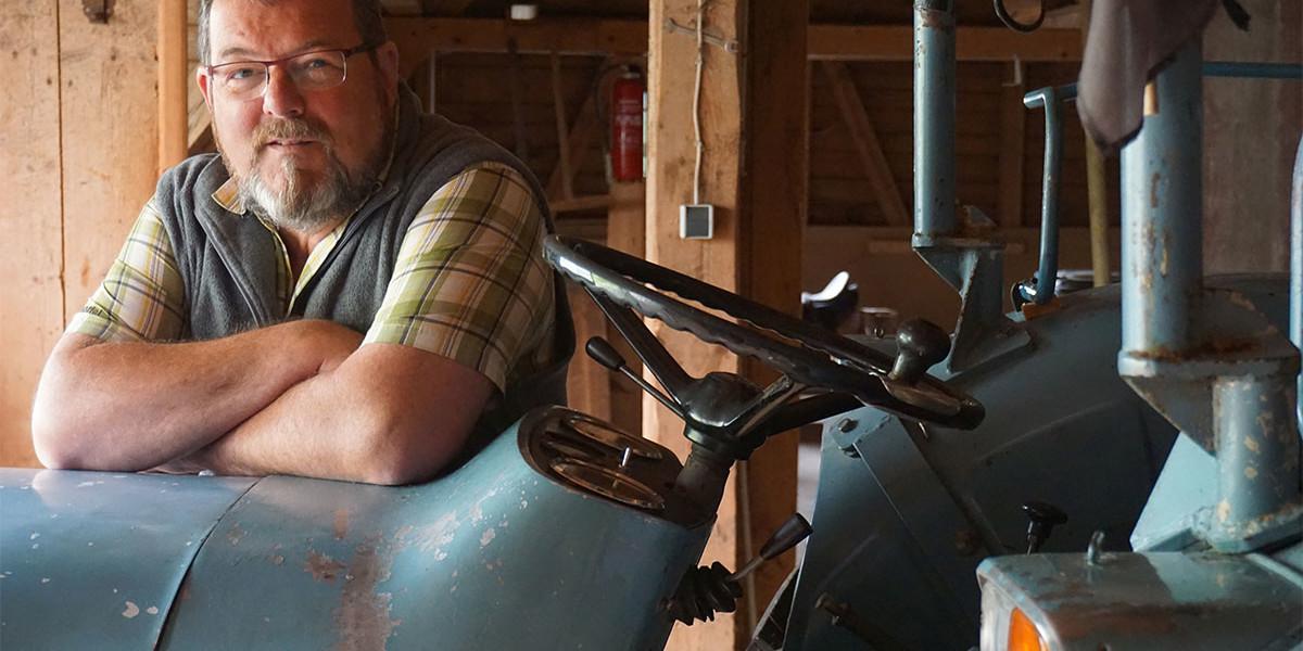 Um sich auf das Kochen und den Tourismus konzentrieren zu können, betreibt Engel-Wirt Klaus Steiert keine Landwirtschaft mehr.