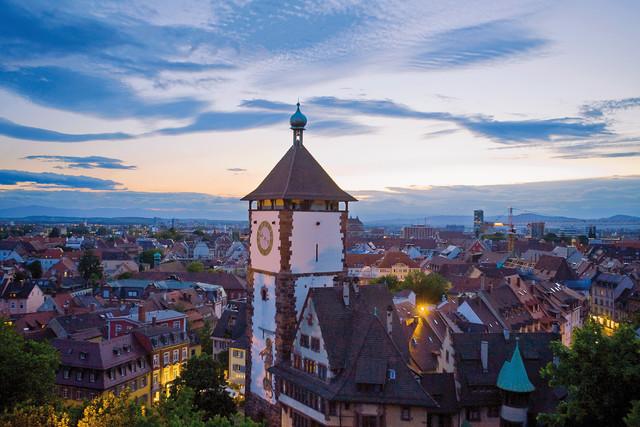 Freiburg-Schwabentor
