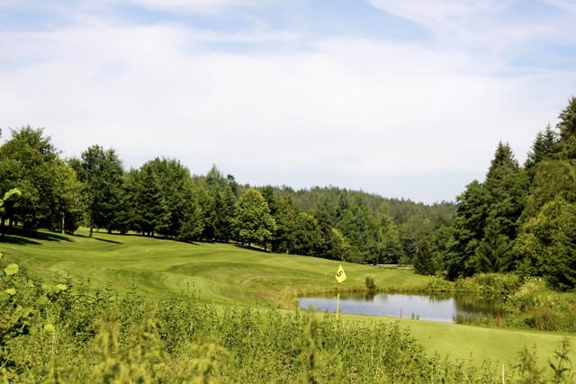Golfkurs des Golfclub Königsfeld