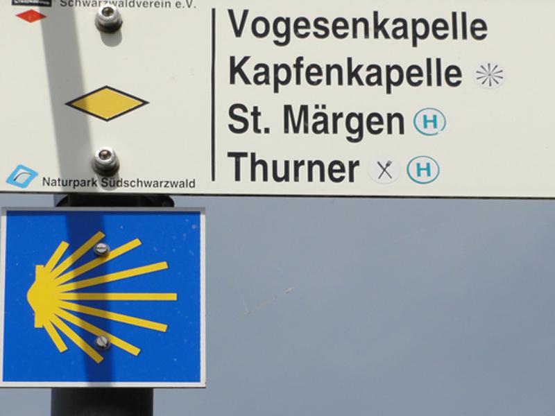 Auf gehts zum Schaubalkon des Schwarzwaldes.