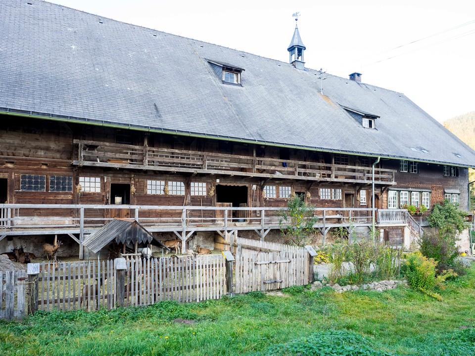 In jahrelanger Arbeit restaurierten Oliver und Holger Albrecht und Holgers Ehefrau Martina das Gebäude