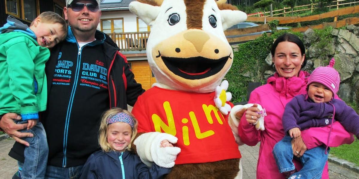 Martin Graf und seine Frau Heike machen mit ihrer Familie seit einigen Jahren schon Urlaub im Schwarzwald.