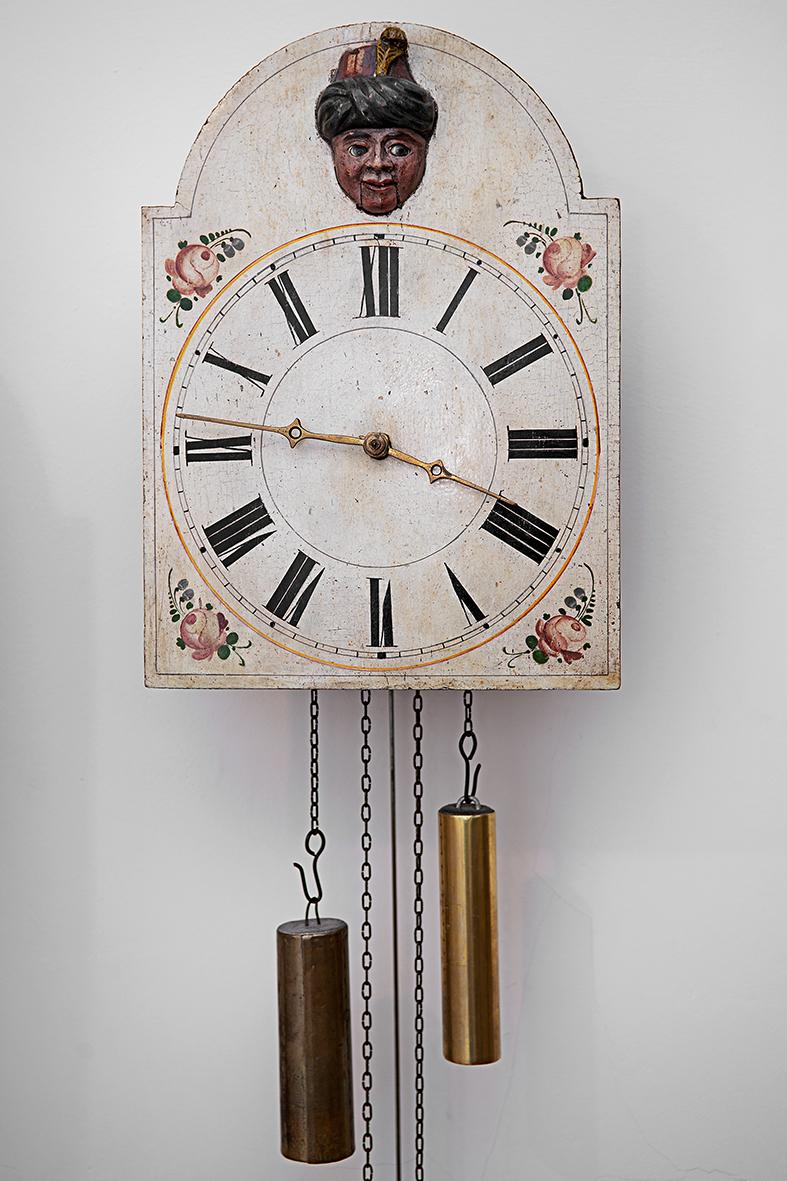 So ähnlich könnte die von Faller an den Sultan überreichte Uhr ausgesehen haben.