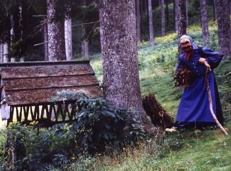 """In Schwärzenbach findet sich das Kolmen-Wible gleich 39 Mal. Es sind die Mitglieder des Fasnetvereins """"Kolmewiber""""."""