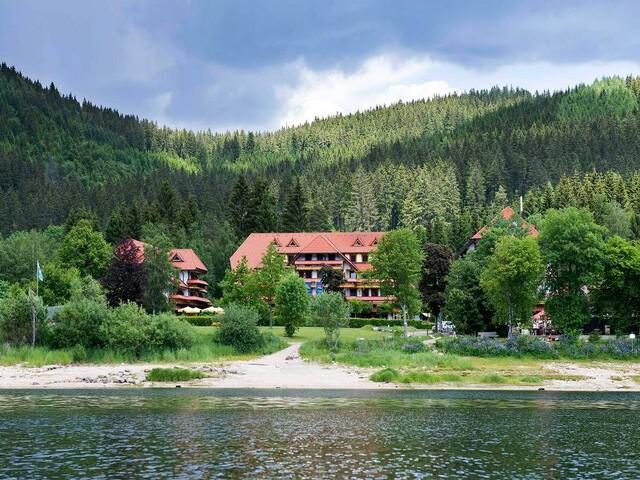 Wellnesshotel Auerhahn in Schluchsee