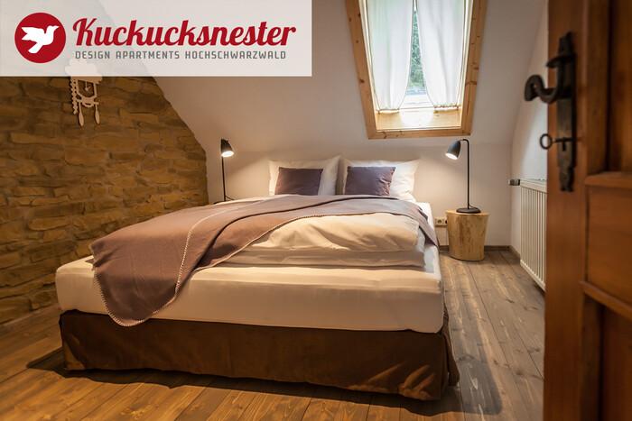 Schlafzimmer Kuckucksnester