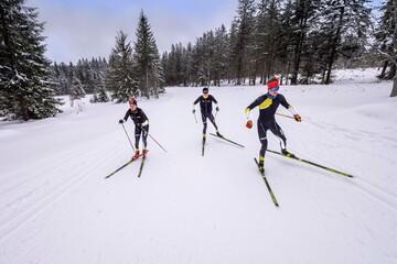 Skiinternat: Kaderschmiede für junge Skisport-Talente