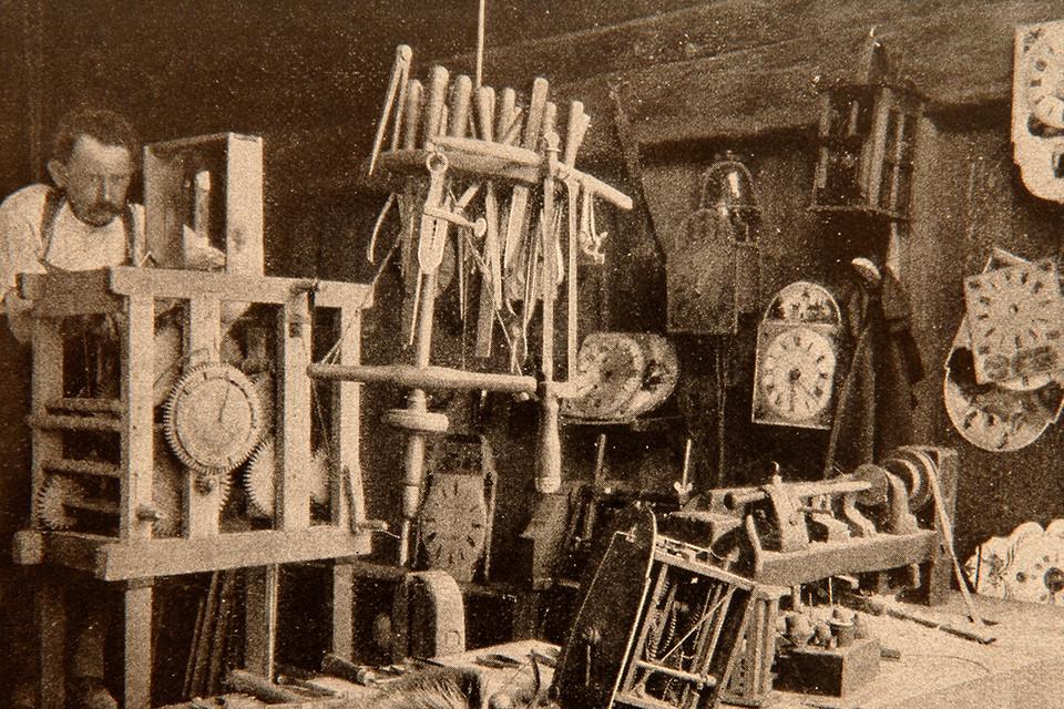 Die Uhrmacher waren in London erfolgreich