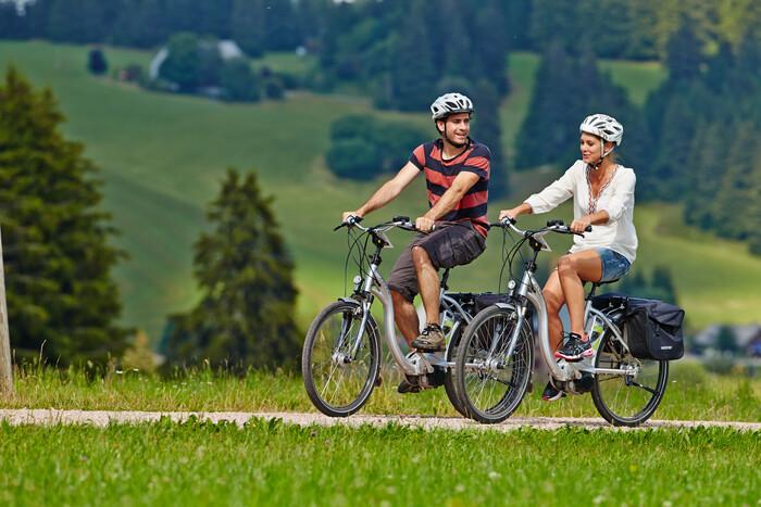 E-Bike Tour im Hochschwarzwald