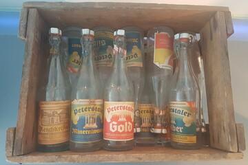 90 Jahre Peterstaler Mineralwasser
