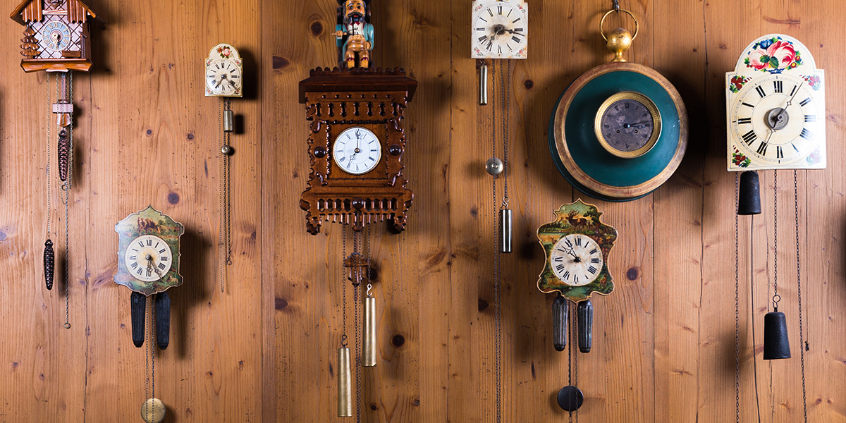 Schwarzwälder Uhrenhändler verkauften im 18. und 19. Jahrhundert in fernen Ländern die beliebten Uhren