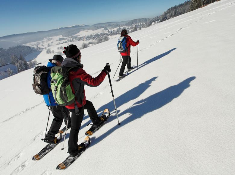Eine gelungene Schneeschuhtour hängt ganz wesentlich von der richtigen Ausrüstung ab.