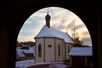 St. Peter: Kapelle St. Ursula