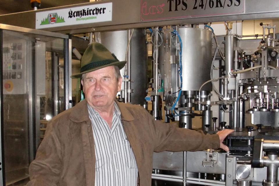 Die Brauerei wird schon in der sechsten Generation geführt.