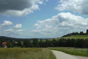"""Selbstversuch: Als Mountainbikerin auf dem """"topfebenen"""" Bähnle-Radweg"""