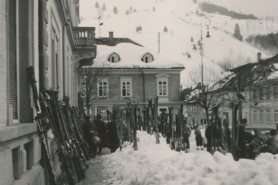 In der Gegend um die Menzenschwander Hütte war ein unterirdischer Bahnhof vorgesehen.
