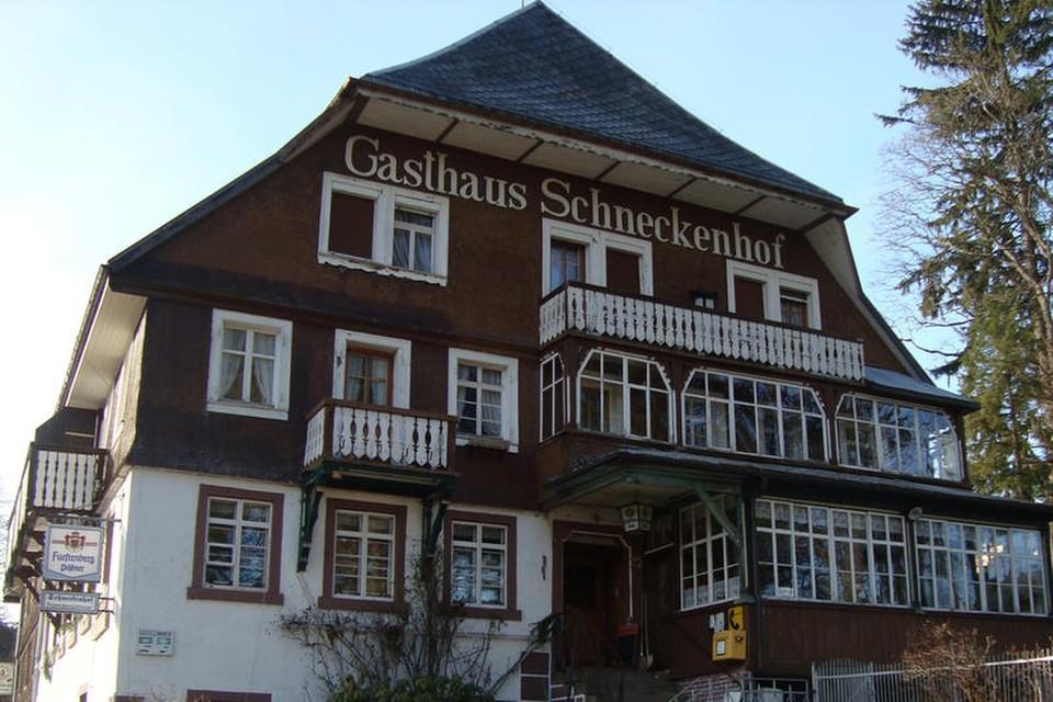 Helga Moog hofft, dass sie noch oft nach Schollach kommen kann – und der Schneckenhof so bleibt, wie er ist.