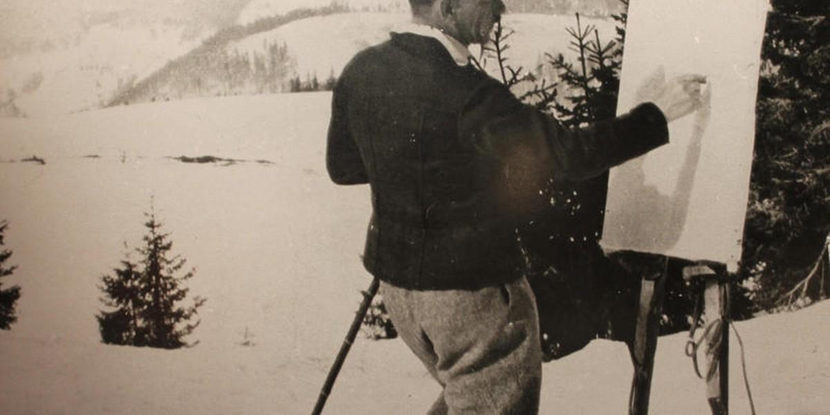 Karl Hauptmann zählt heute zu den bedeutenden Schwarzwaldmalern in der ersten Hälfte des 20. Jahrhunderts.