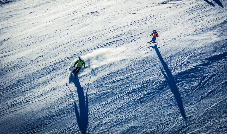 Skifahren im Hochschwarzwald