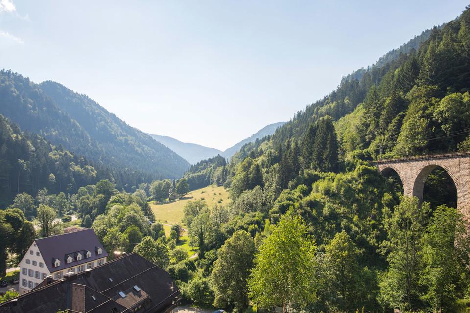Das Höllental war früher eine der wichtigsten Handels- und Postrouten im Schwarzwald. Dies bescherte dem Hofgut Sternen viele berühmte Gäste.