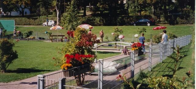 Minigolfplatz Todtmoos