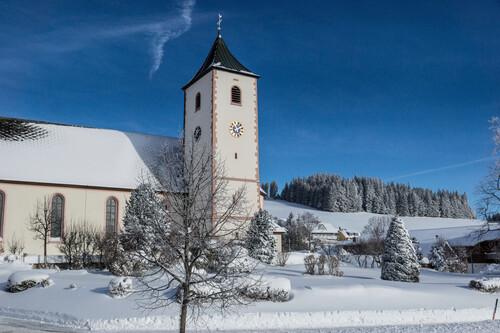 Kirche in Breitnau