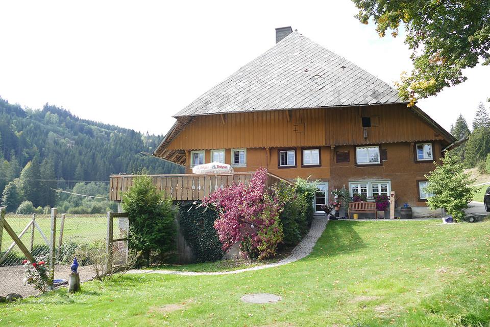 Seit Jahrhunderten ist der Bartleshof im Bärental in Familienbesitz.