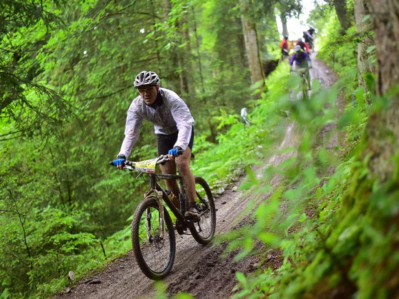 Mit knapp 2000 Rennkilometern im wunderschönen Hochschwarzwald war ich ganz gut vorbereitet.