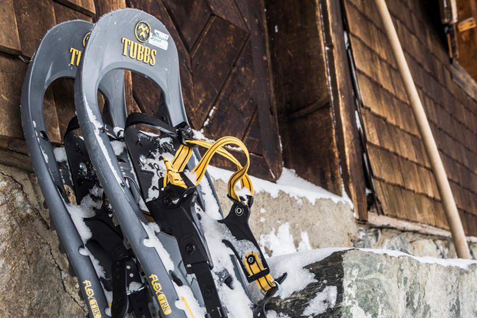 Unzählige Male schon hat sich der Hüttenwart des Naturfreundehauses Feldberg die Schneeschuhe unter die Füße geschnallt.