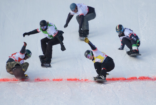 FIS Snowboard Cross Weltcup